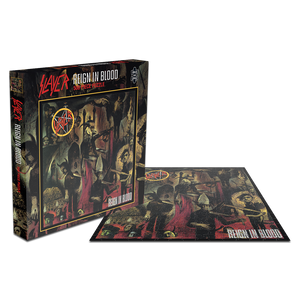 Reign in Blood Puzzle