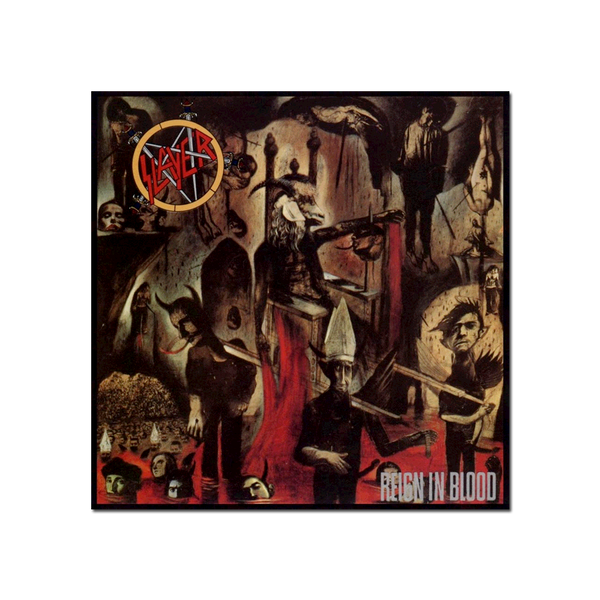 Reign In Blood CD