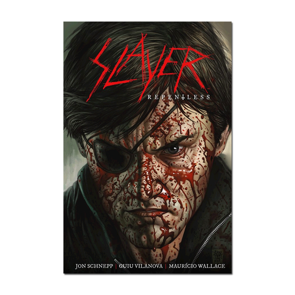 Slayer Repentless Book
