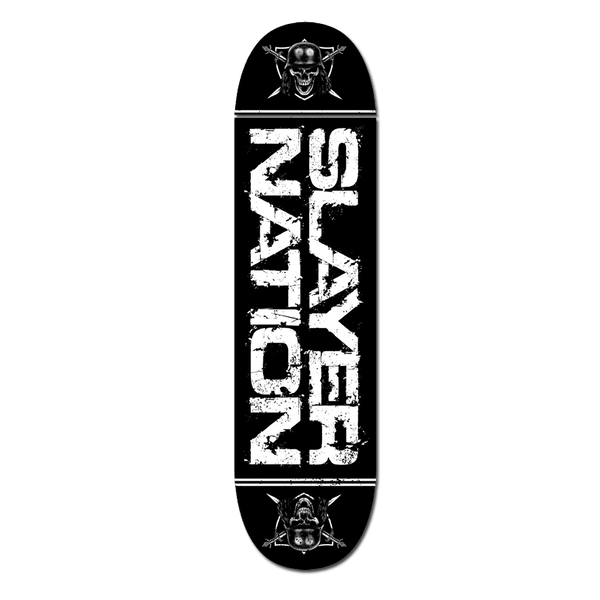 Slayer Nation Skatedeck