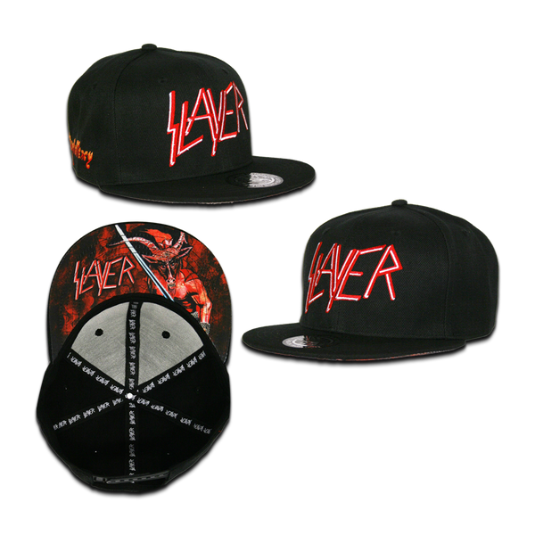 Show No Mercy Anniversary Custom Hat