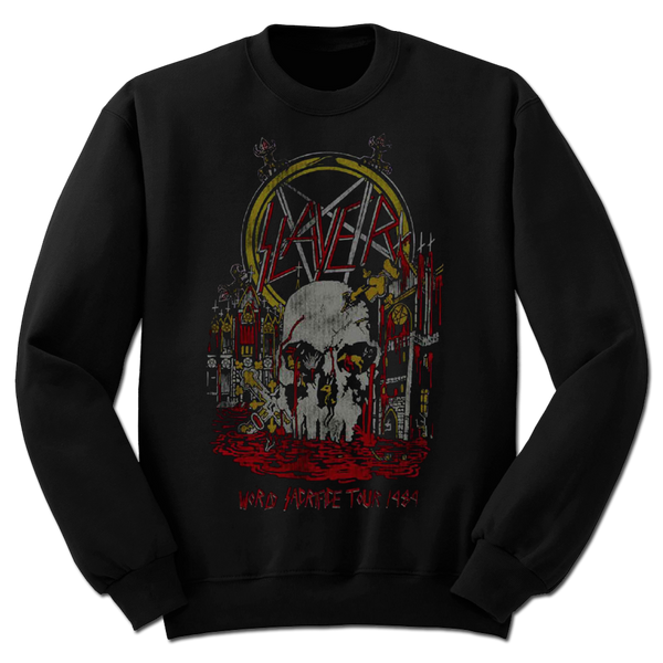South Of Heaven 84' Vintage Crewneck Sweatshirt