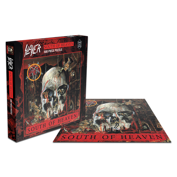 South of Heaven Puzzle