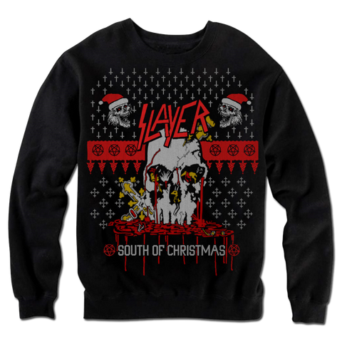 South of Christmas Holiday Sweatshirt