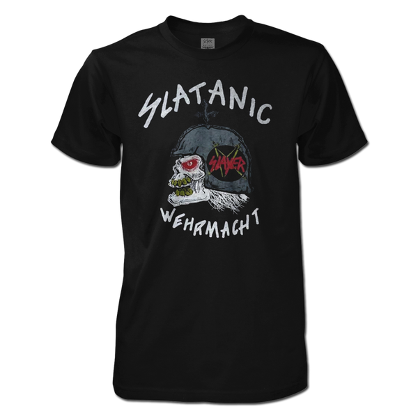 Slatanic Wehrmacht Warchest Collection Tee