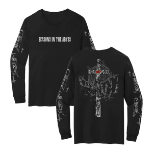 Seasons In The Abyss Graves Long Sleeve Tee