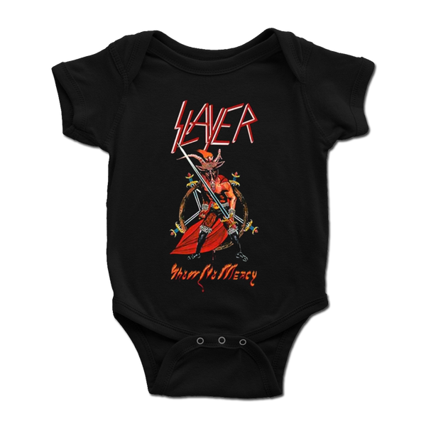 Show No Mercy Onesie