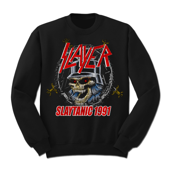 Slaytanic '91 Sweatshirt