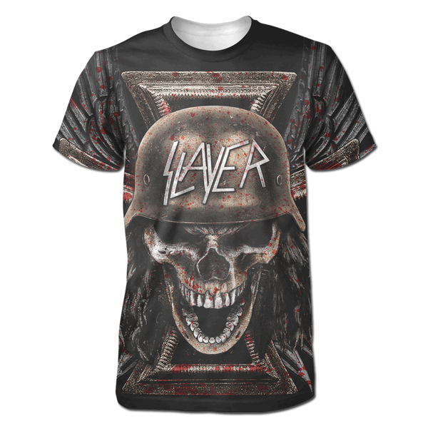 90f867c0323c WEHRMACHT SCREAM TEE | Mens | Slayer Store