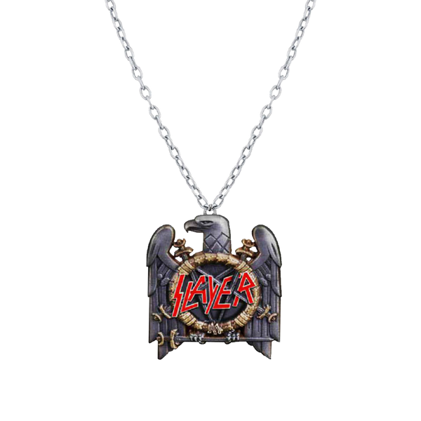 Slayer Eagle Necklace