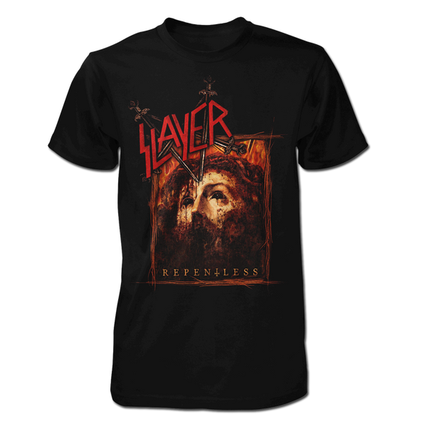 REPENTLESS RECTANGLE ALBUM ART TEE