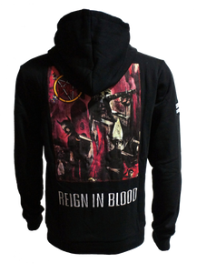 Reign In Blood Cut and Sew Hoodie