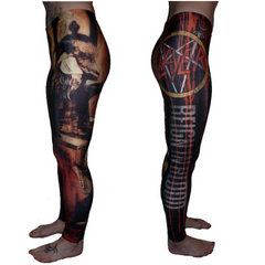 Reign In Blood Leggings