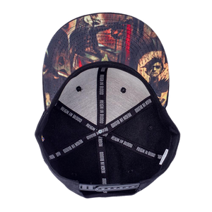 Reign In Blood Bill Print Cap