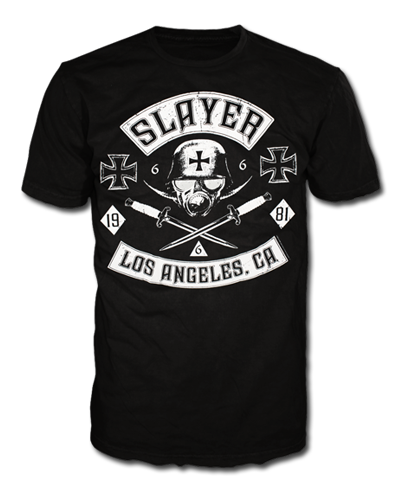 SLAYER TRIBE T-SHIRT - X-Large
