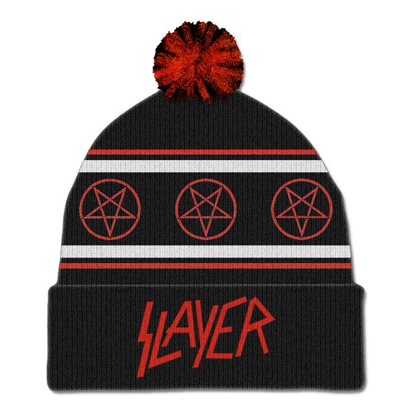 SLAYER BOBBLE HAT