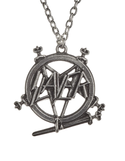 Slayer: Pentagram logo