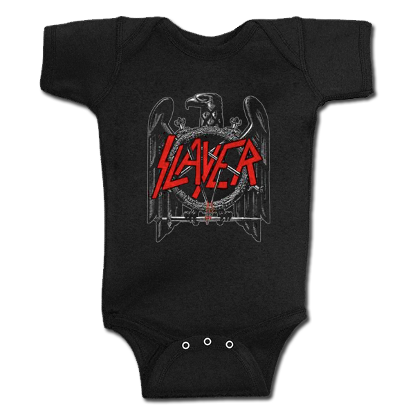 Black Eagle Onesie-12M