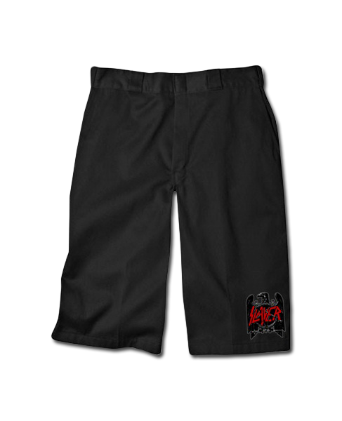 EAGLE LOGO EMBROIDERED DICKIES SHORTS - 48