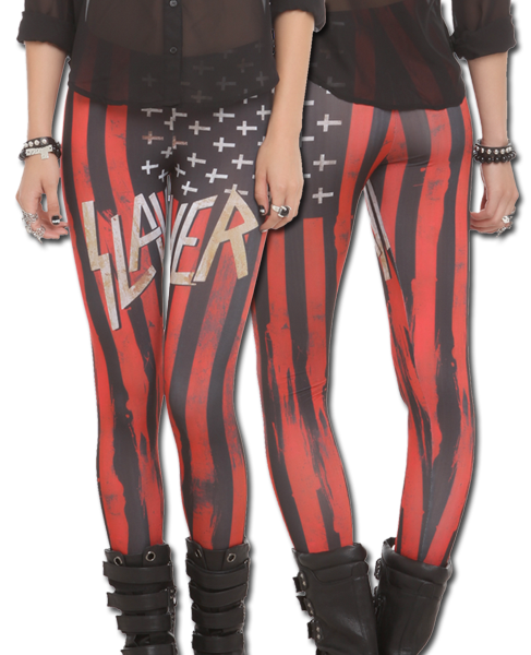 SLAYER LEGGINGS - X-Small