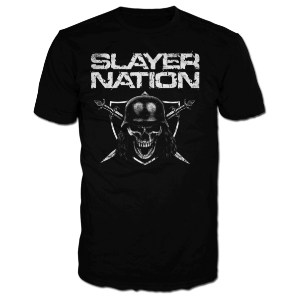 Slayer Nation T-shirt