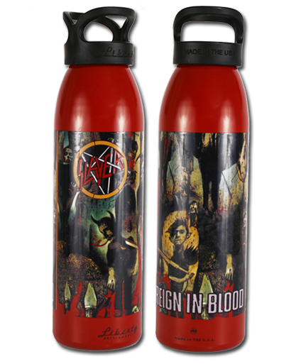 REIGN IN BLOOD LIBERTY WATER BOTTLE