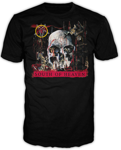 SOUTH OF HEAVEN TEE - XLarge