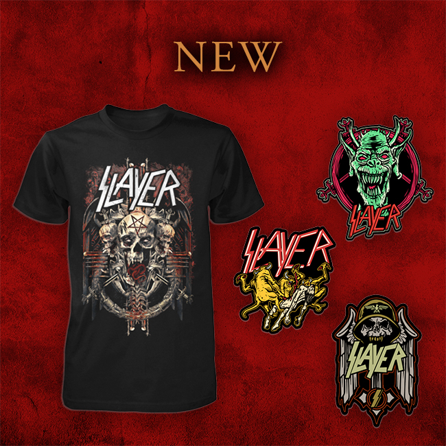 Official slayer store