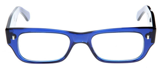 Cutler and Gross Deep Blue Glasses