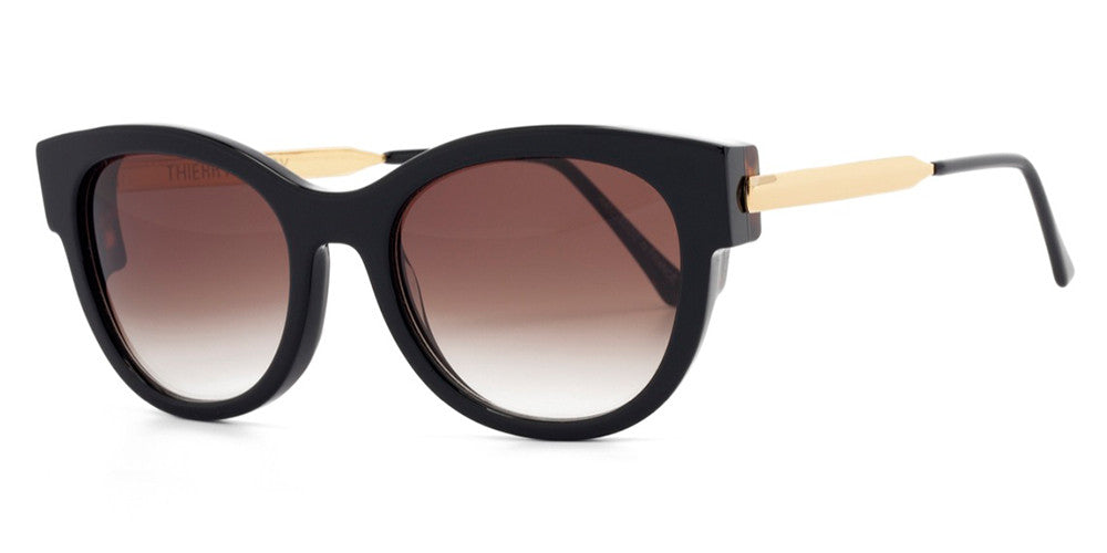 Thierry Lasry Angely Black Sunglasses