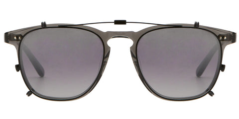 Brooks Black Sunglass Clip