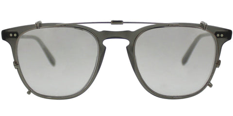 Brooks Gunmetal Sunglass Clip