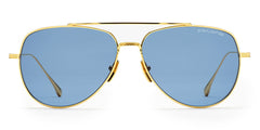 Flight.004 18K Gold/Dark Blue