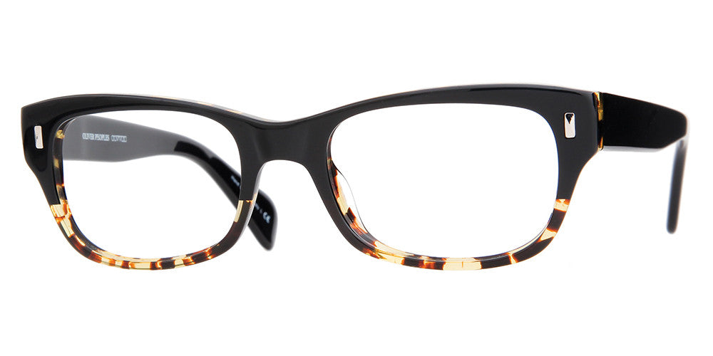 Wacks Black/Dark Tortoiseshell