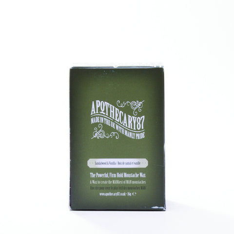 Apothecary87 Firm Hold Moustache Wax