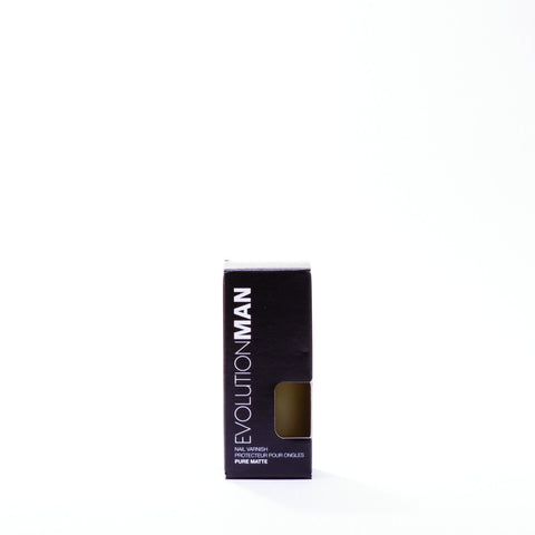 Evolution Man Pure Matte Nail Varnish