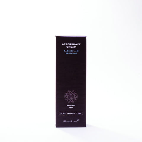 Gentleman's Tonic Aftershave Cream