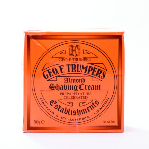 Geo. F. Trumper Almond Shaving Cream
