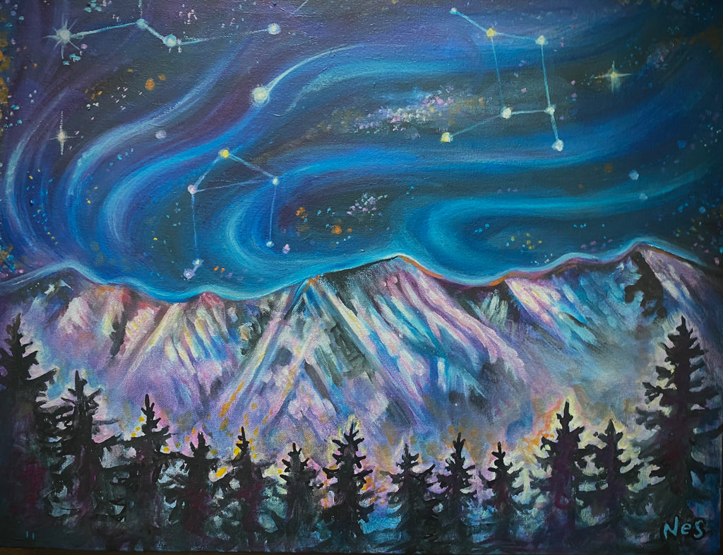 Pemberton's Night Lights