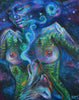 Pachamama/Mother Earth on Canvas