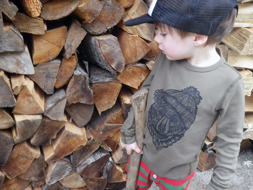Nes<3 Kidster Mountain Cub Unisex Thermal