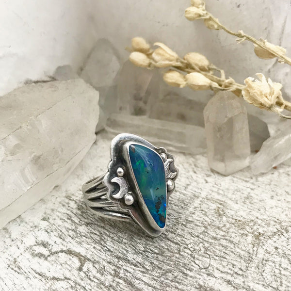 Sea Witch Ring - Size 5 1/2