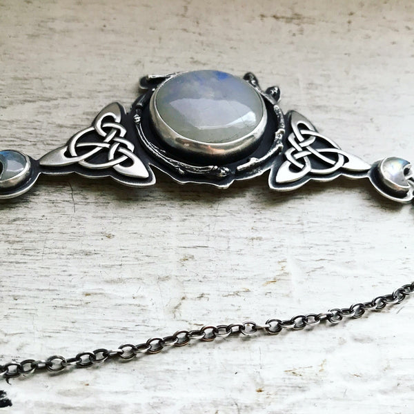 Cailleach's Armor Pendant ✦ 18 Inches ✦ The Age of the Cailleach Collection