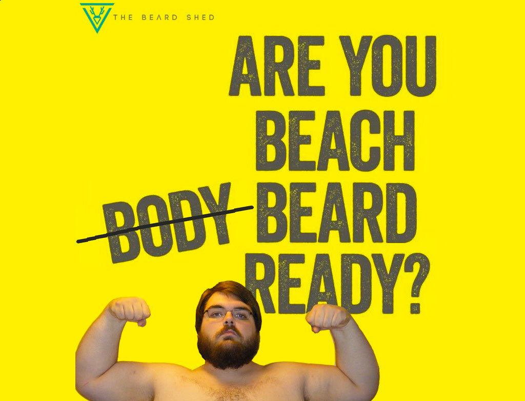 beach beard ready