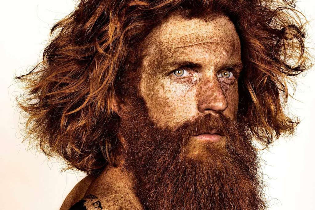 Celebrity beard, Sean Conway