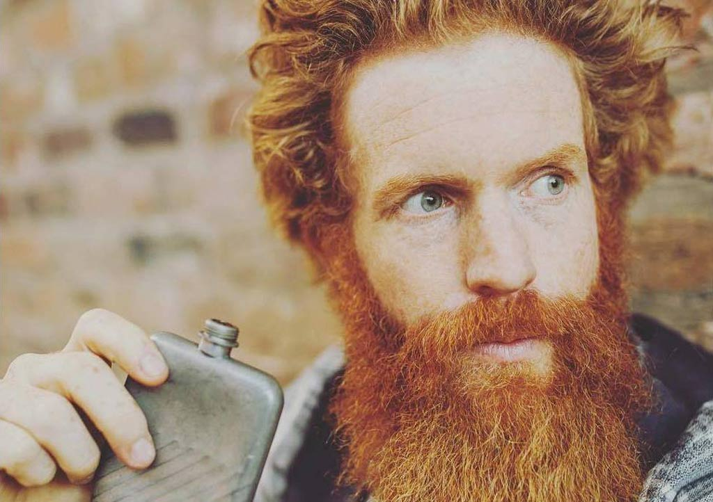 Celebrity beard, Sean Conway interview