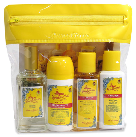 Agua De Colonia Travel Set
