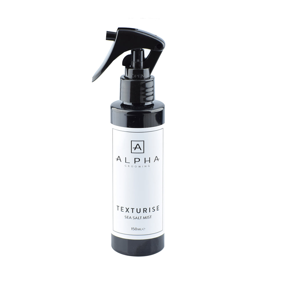 Alpha Grooming Sea Salt Mist