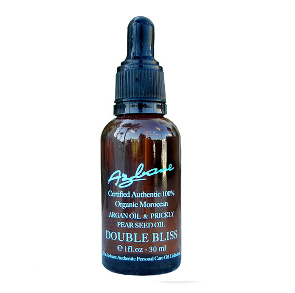 Azbane Double Bliss Oil Argan Oil and Prickly Pear Seed Oil