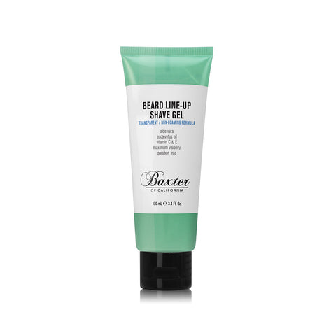 Baxter of California Beard Line up Shave Gel